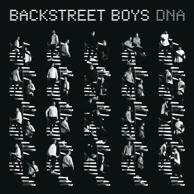 Backstreet Boys - Dna   Cd New!