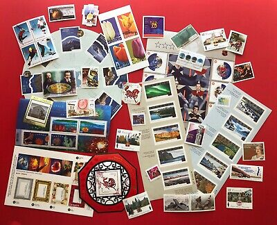 Canada 2002 Postage Stamps - Complete Year Annual Collection Stamp - Free Ship