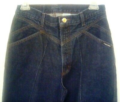 234f015bd71 NWOT VIntage ROCKY MOUNTAIN   ROCKIES 30 x 30 High Waisted Women s Western  Jeans