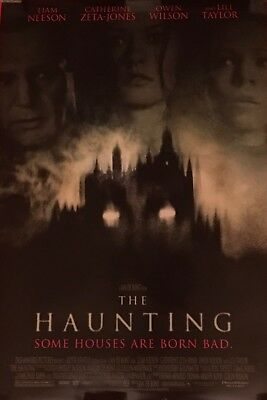 The Haunting Original Movie Poster 27x40 (2 Sided)1999