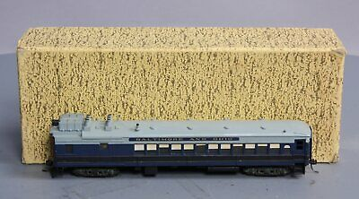 Gem Models KT-101 HO Scale Brass Maryland & Pennsylvania Gas-Electric Railcar EX
