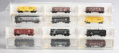 MicroTrains N Scale Freight Cars: 55170, 56090, 56130, 108070, 56090, Etc [12]