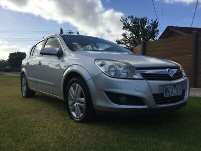 2008 Holden Astra CDTi not Ford, Mazda