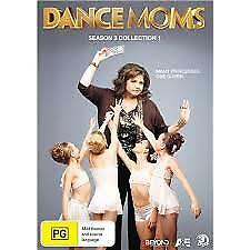 Dance Moms Season 3 Collection 1 DVD [New/Sealed]