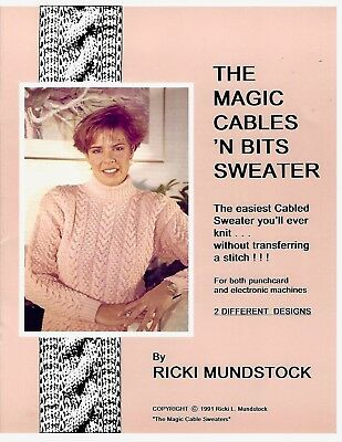 MAGIC CABLES 'N BITS By Ricki Mundstock - Cables without Transferring! PC & Elec