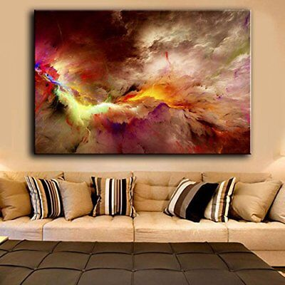 Modern Abstract Art Printed Oil Painting Canvas Living Room Decor Art For Wall