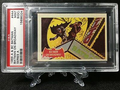 1966 Batman BATMAN ON BROADWAY #44A MINT 9(OC) - A&BC garno PSA