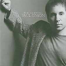 Paul Simon - The Essential (2006 2 CD Greatest Hits Best Of 70s 80s Pop Rock)