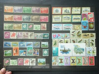 ESTATE: Norfolk Island Collection on Hagners - Must Have!! Excellent Item!(P982)