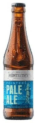 Monteiths Pointers Pale Ale Bottle 330mL