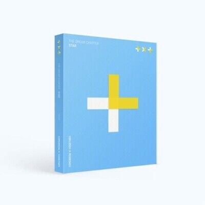 TXT-[The Dream Chapter:Star] CD+PhotoBook+Card+Transparent+Sticker+Gift