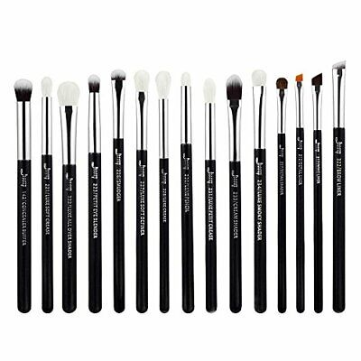 Jessup 15 pcs Lot de pinceaux de maquillage professionnel Make Up Brosse outi...