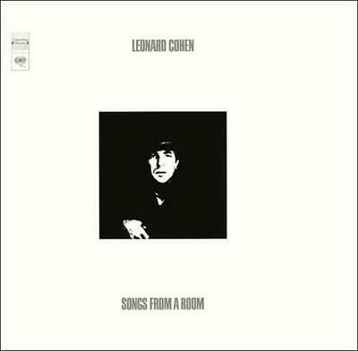 Leonard Cohen: Songs From A Room (Cd) (T103)
