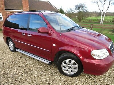 2006 Kia Sedona SE+ Automatic 7 seats Leather DVD