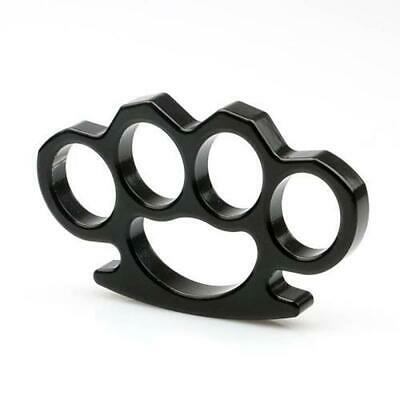 Stainless Steel Four Fingers Tool Self Protection Ring Emergency Survival Tools