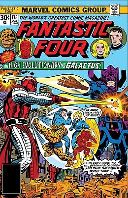 True Believers: Fantastic Four Galactus Hungers #1 - Bagged Boarded. Free Uk P+P