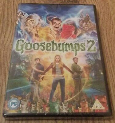 Goosebumps 2 DVD. (Wendi McLendon-Covey, Madison Iseman, Jeremy Ray Taylor)