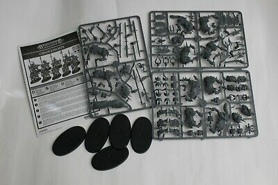 Chaos Knights (5 models) - Slaves to Darkness - Warhammer - Age of Sigma