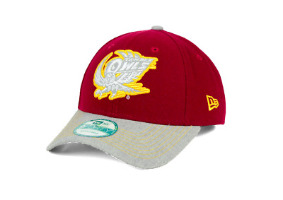 hot sale online 78644 adc16 Temple Owls New Era NCAA Heathered 9FORTY Hat Cap