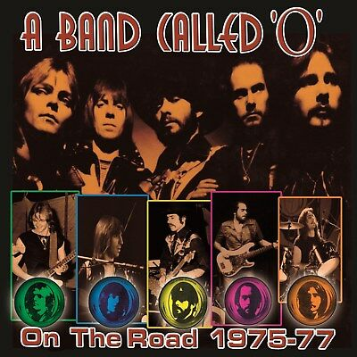 A Band Called 'O'   -  On The Road 1975-77   (Live In Concert CD)
