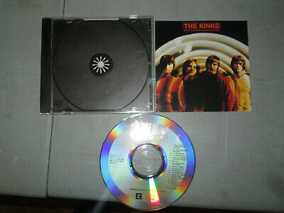 The Kinks - Are The Village Green Preservation Society (Cd, Compact Disc) Tested