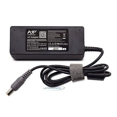 90W 20V 4.5A AC Adapter Charger For IBM Lenovo ThinkPad Laptop 92P1105 T60 X200