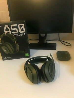 Astro Gaming A50 Wireless Headset Gen 2 Xbox One