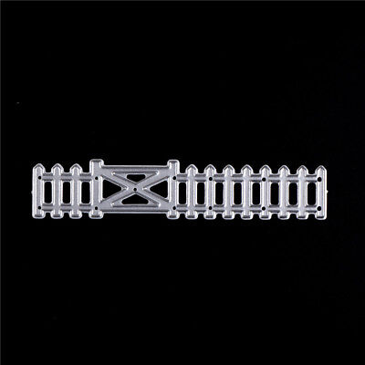 Fence Metal Cutting Dies Stencils For Scrapbooking DIY Albums Cards Making —MO