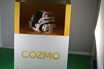 COZMO By Anki Robot Cosmo Interactive Box Complete BRAND New SEALED