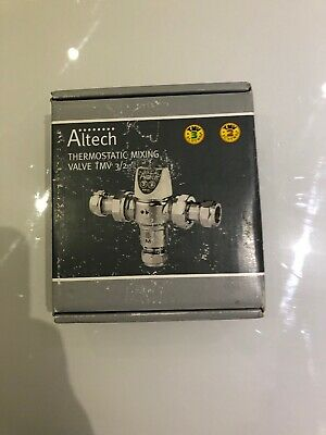 Altech Thermostatic Mixing Valve 15mm