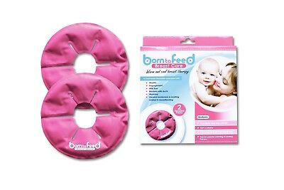 Born To Feed Breast Care –Nursing / Breast Therapy Pads -  warm & cool breast th