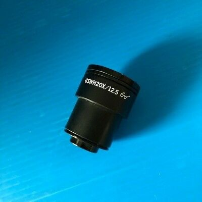 Olympus Gswh20X/12.5 Eyepiece For Olympus Stereo Scope   2-S444