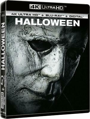 halloween version 2018  blu-ray version Francaise