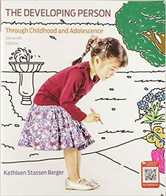 Developing Person Through Childhood and Adolescence 11th Ed Berger(EB00K)