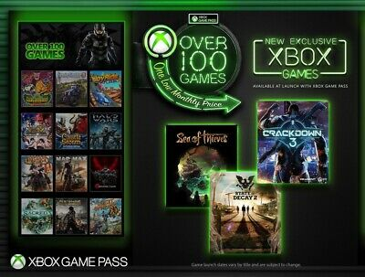 Xbox Game Pass 24 Month Membership [Digital Code] [Instant Delivery]