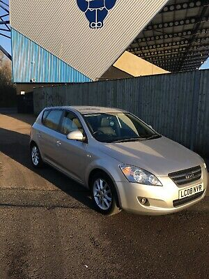 Kia ceed ( with low miles )