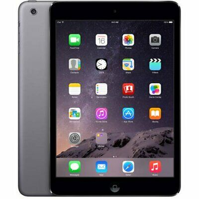 Apple iPad Mini 1/2/3/4 Generation, 16GB, 32GB, 64GB, Wi-Fi, 7.9in
