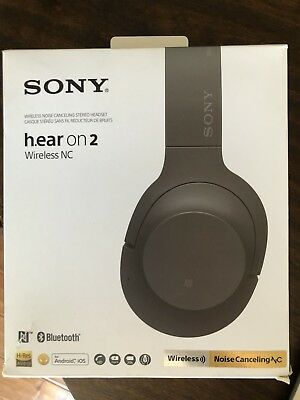 Sony h.ear on 2 WH-H900N Bluetooth Wireless Noise-Cancelling Headphones -