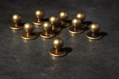 Bronze chef buttons jacket brand new set of 10 cheap buy it now
