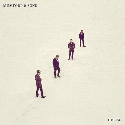 Mumford and Sons - DELTA BRAND NEW CD