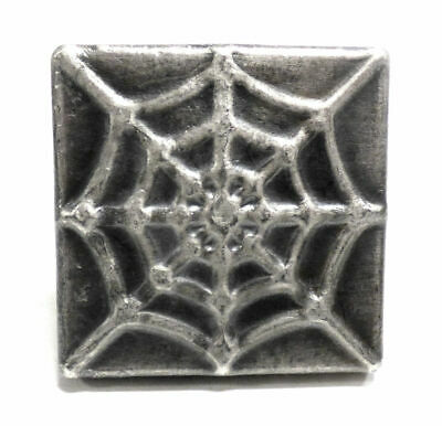 Yeagers Poured Silver YPS Spiderweb 7 oz .999 Fine Silver Poured Bar #0118/700