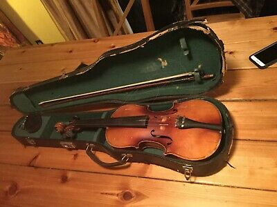 VintagCopy Of Antonius Stradivarius Faciebat Cremona 1713~Germany~Violin