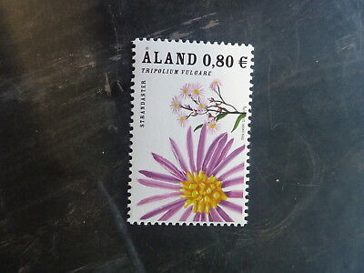 2013 Aland, Finland Flowers Sea Aster Mint Stamp Mnh