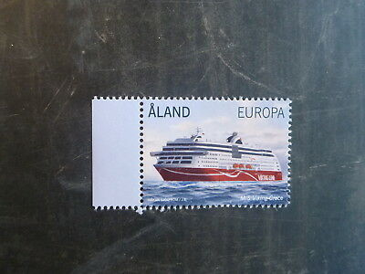 2013 Aland, Finland Ships/ferries Viking Grace Mint Stamp Mnh