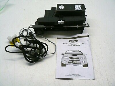 Ford Falcon BA BF SY2 Territory  blue tooth kit plus owners manual