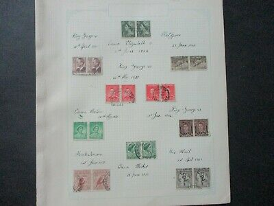 ESTATE: Australian Collection on Pages - Must Have!! Excellent Item! (p1054)