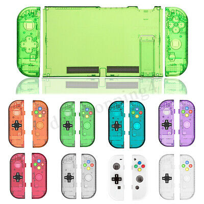 Housing Shell Case Replacement For Nintendo Switch Joy-con Controller Pro