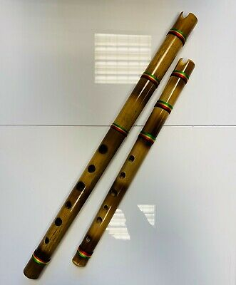 Quena Andean Flute Handmade in Ecuador - Choice of Size - Ethically Sourced Kena