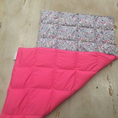 100cm x 55cm Weighted Sensory Therapy Calming Blankets, Autism, ADHD, Quality