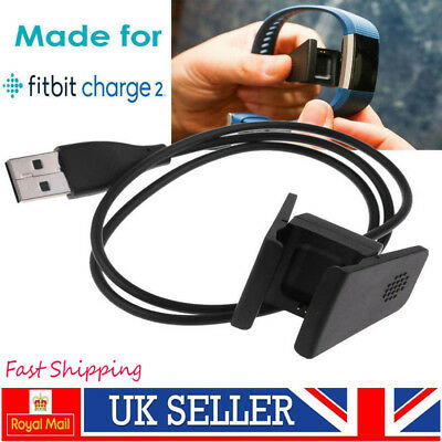 UK USB Charging Cable Charger Lead for Fitbit Alta Wireless Activity Wristband